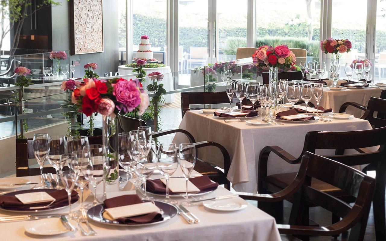 The French Kitchen Wedding