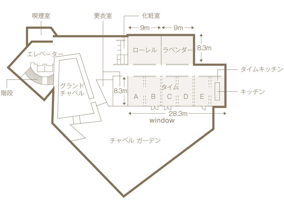ローレル / ラベンダー