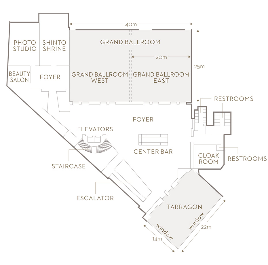 Grand Ballroom East / West06