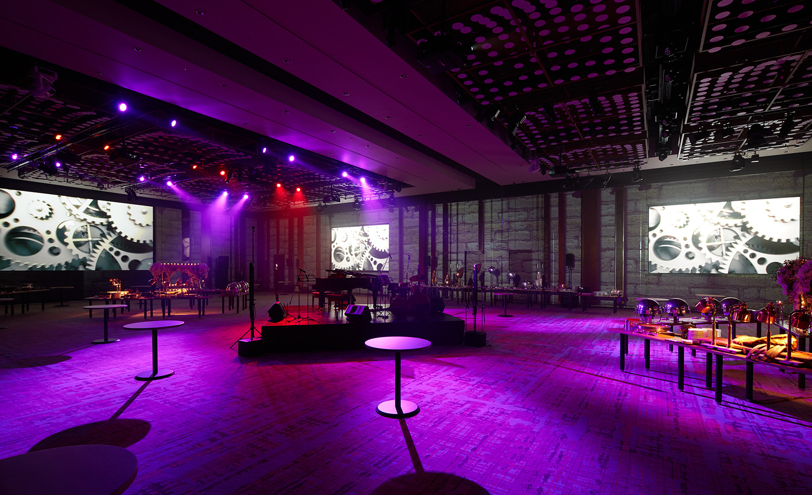Grand Ballroom Meetings Amp Events Grand Hyatt Tokyo