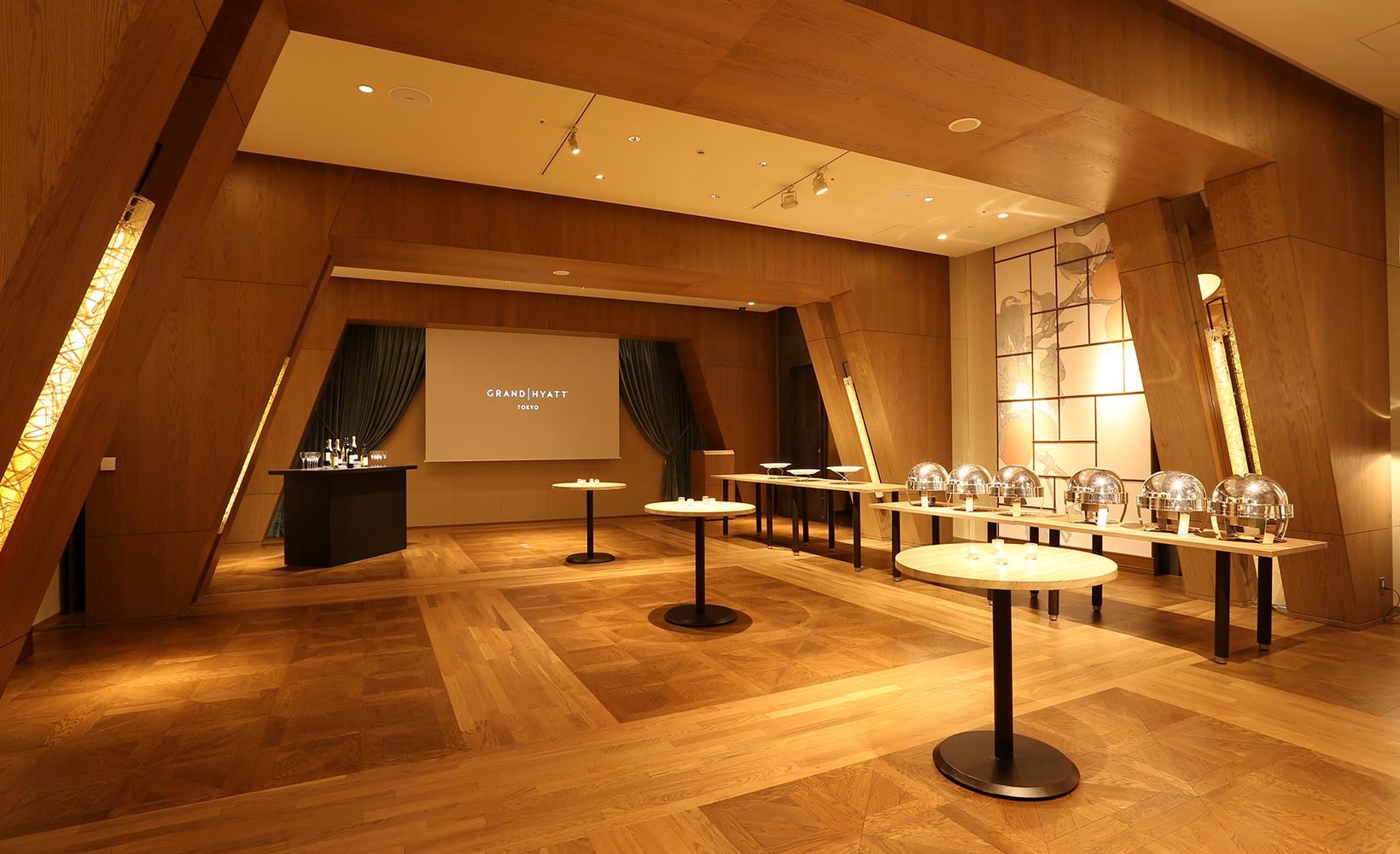 Drawing Room Meetings Amp Events Grand Hyatt Tokyo