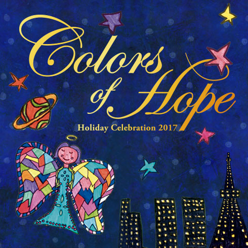 "Grand Christmas 2017 - Christmas Charity Program ""Colors of Hope"""