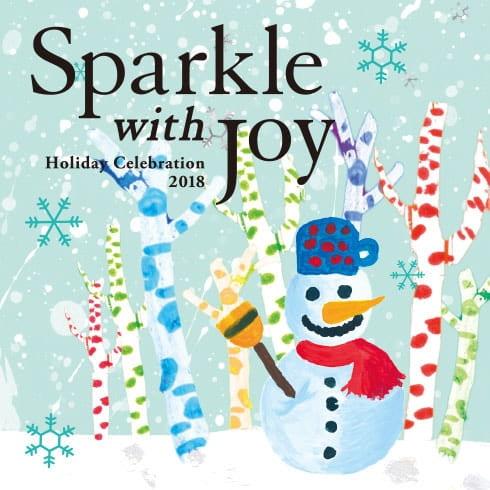 "Grand Christmas 2018 - Christmas Charity Program ""Sparkle with Joy"""