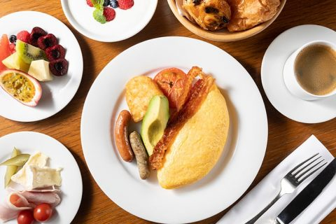 French Kitchen Breakfast Grand Hyatt Tokyo 734