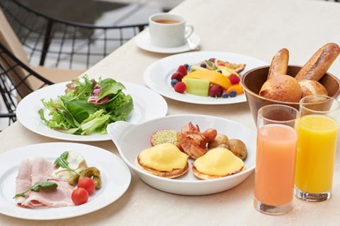 Breakfast The French Kitchen Grand Hyatt Tokyo 734
