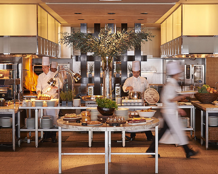 The French Kitchen All Day Dining Restaurants At A