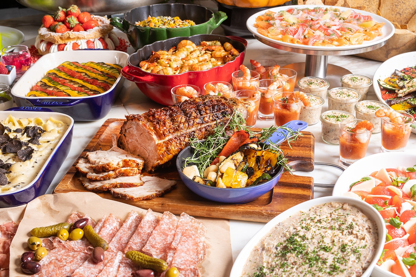 The French Kitchen Lunch Buffet Unlimited Servings Of Seasonal Dishes Restaurants At A Luxurious Roppongi Hotel Grand Hyatt Tokyo