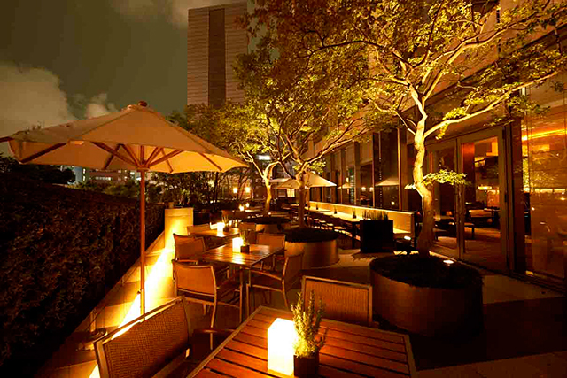 Gardenic Terrace Barbecue with Free-Flowing Beverages