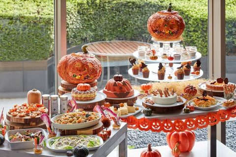The French Kitchen Halloween Afternoon Tea eyecatch2