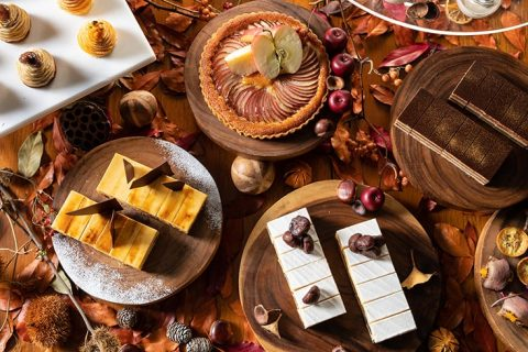 The French Kitchen Autumn Harvest Afternoon Tea eyecatch2