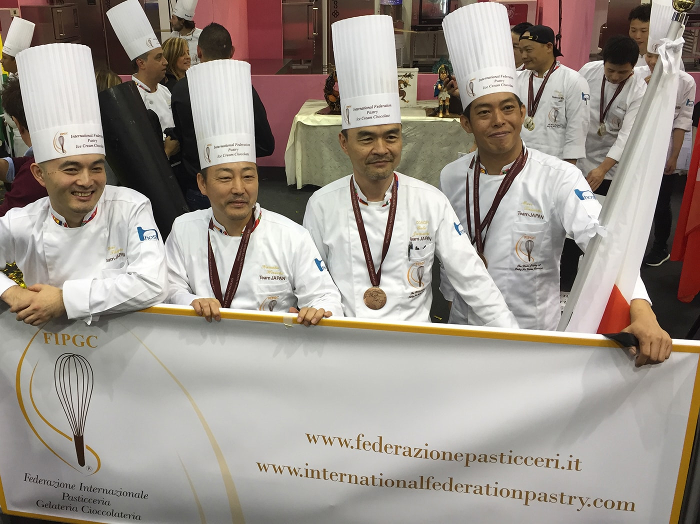 Grand Hyatt Tokyo\'s Pastry Chef Wins 3rd Place in International ...