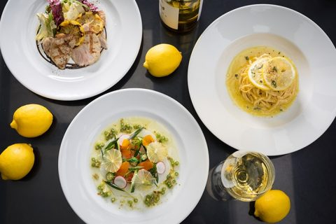Fiorentina Limone Dinner Course eyecatch