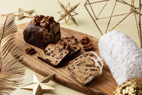 Fiorentina Pastry Boutique Christmas Bread Grand Premium Chocolate stollen 2019 eyecatch
