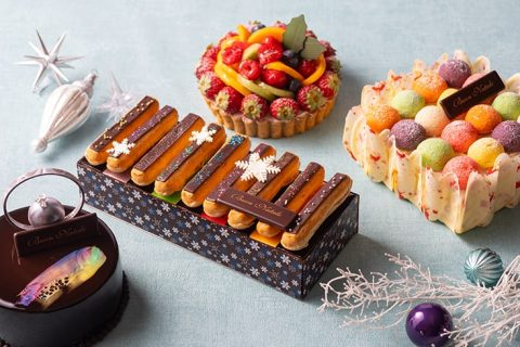Christmas Cake and Sweets Collection eyecatch