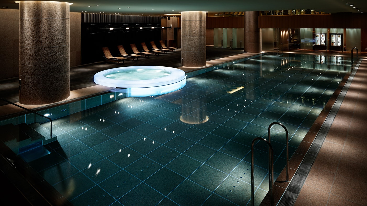 Nagomi Spa and Fitness Swimming Pool 1400
