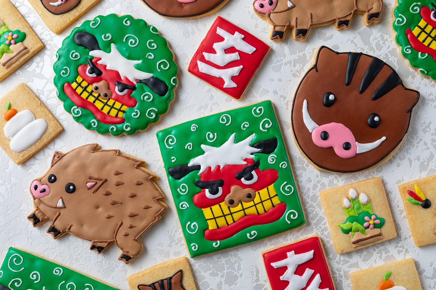 Fiorentina Pastry Boutique New Year Cookies main image