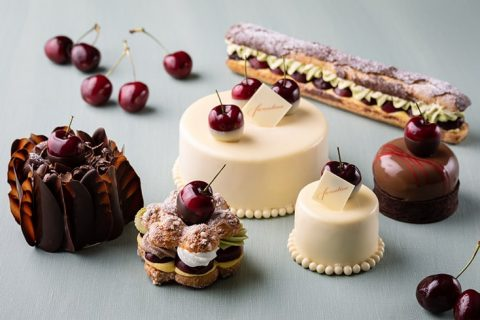 Fiorentina Pastry Boutique Cherry Sweets 2019 eyecatch