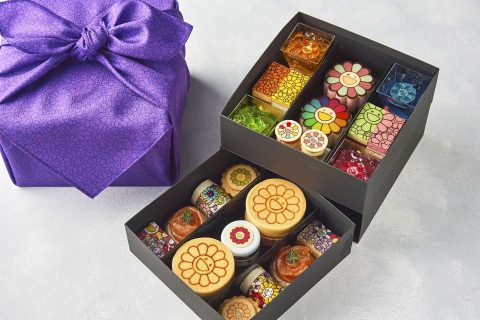 Takashi Murakami Flower Afternoon Tea Takeout Box eyecatch2