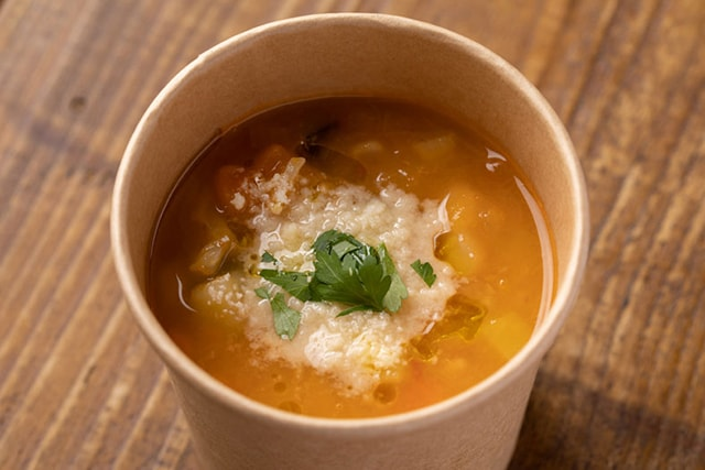 Tuscan minestrone take out 640