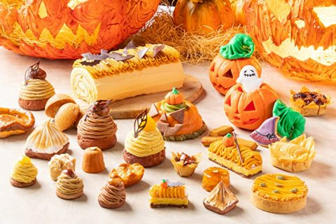 Halloween Sweets Collection Fiorentina Pastry Boutique Grand Hyatt Tokyo eyecatch