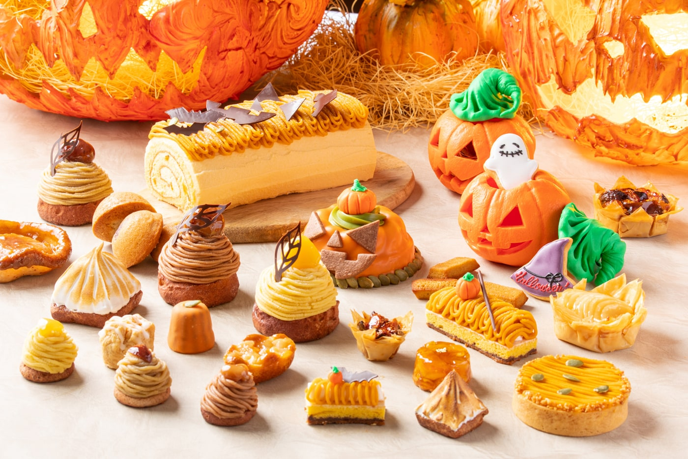 Halloween Sweets Collection Fiorentina Pastry Boutique Grand Hyatt Tokyo