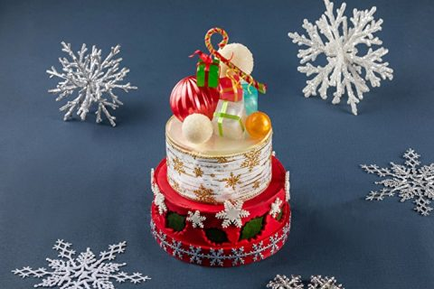 Christmas Cake Draw Your Happiness Fiorentina Pastry Boutique Grand Hyatt Tokyo eyecatch