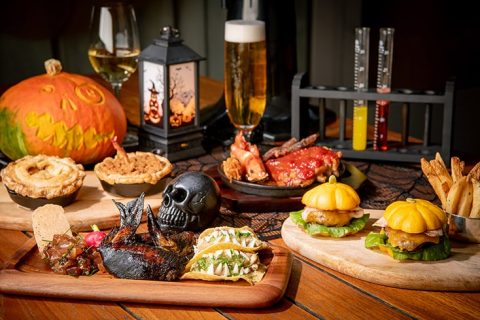 Halloween Terrace The Oak Door Grand Hyatt Tokyo 734