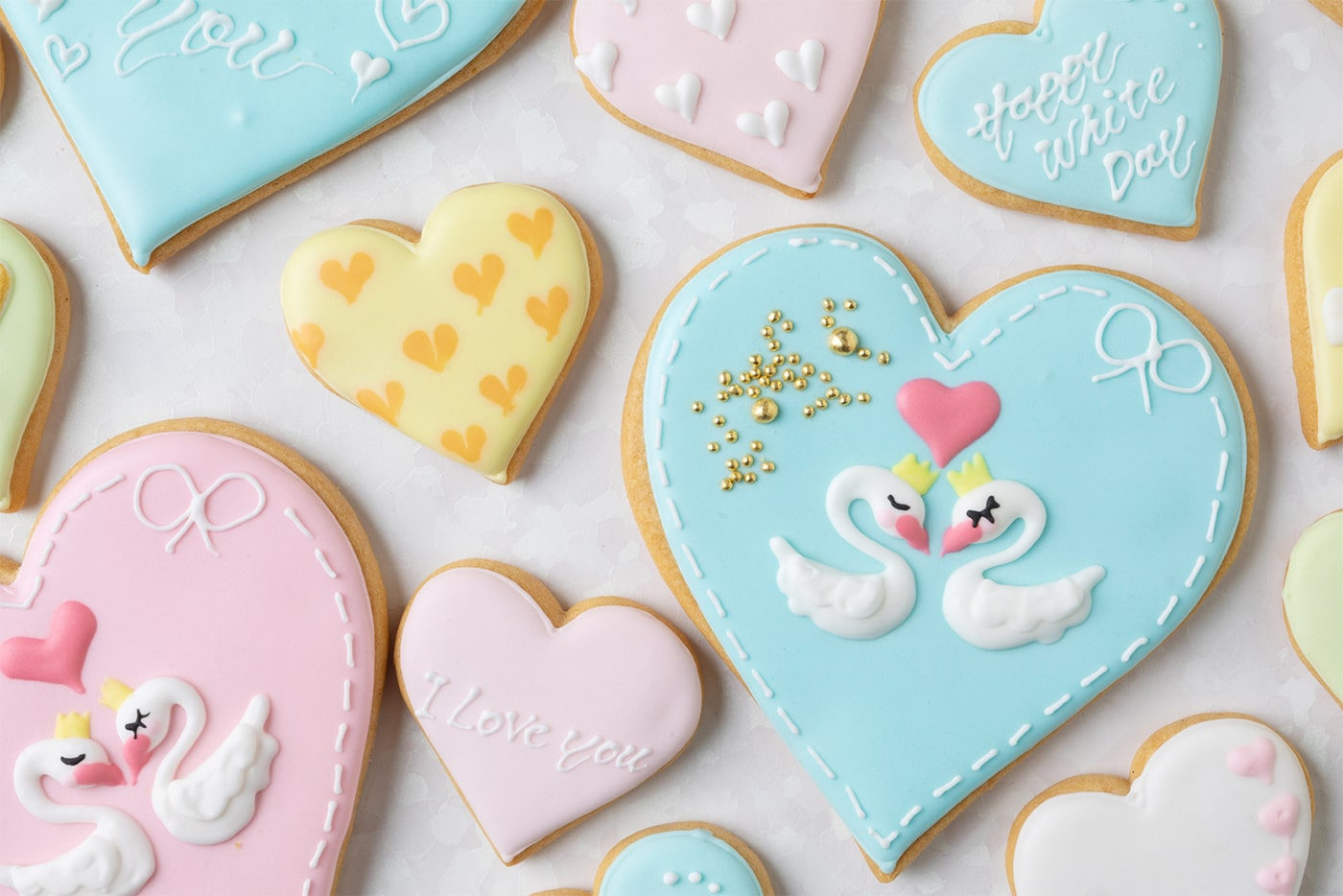 White Day Sweets 2021 Cookie