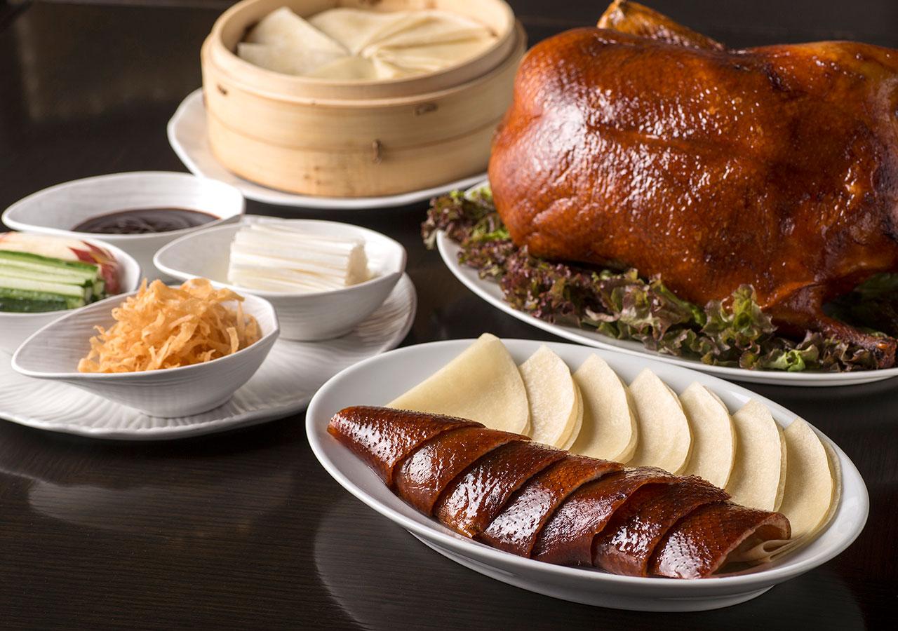 四大中国料理や本格的な飲茶をお召し上がりいただけるチャイニーズレストラン