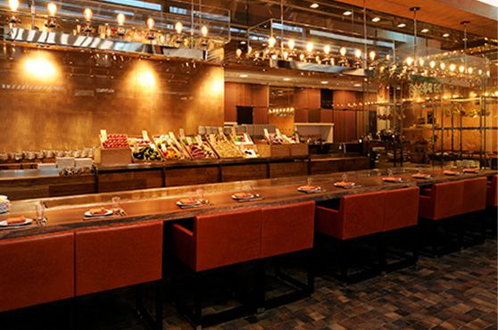 六本木の高級ホテル レストラン グランドハイアット東京