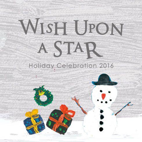 """2016 クリスマスチャリティープログラム – """"Wish upon a Star"""""""
