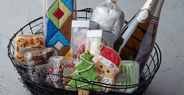 クリスマス ハンパー(ギフトセット)