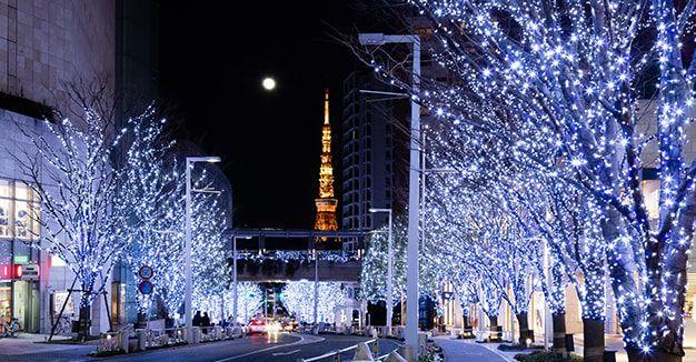 六本木ヒルズ クリスマス