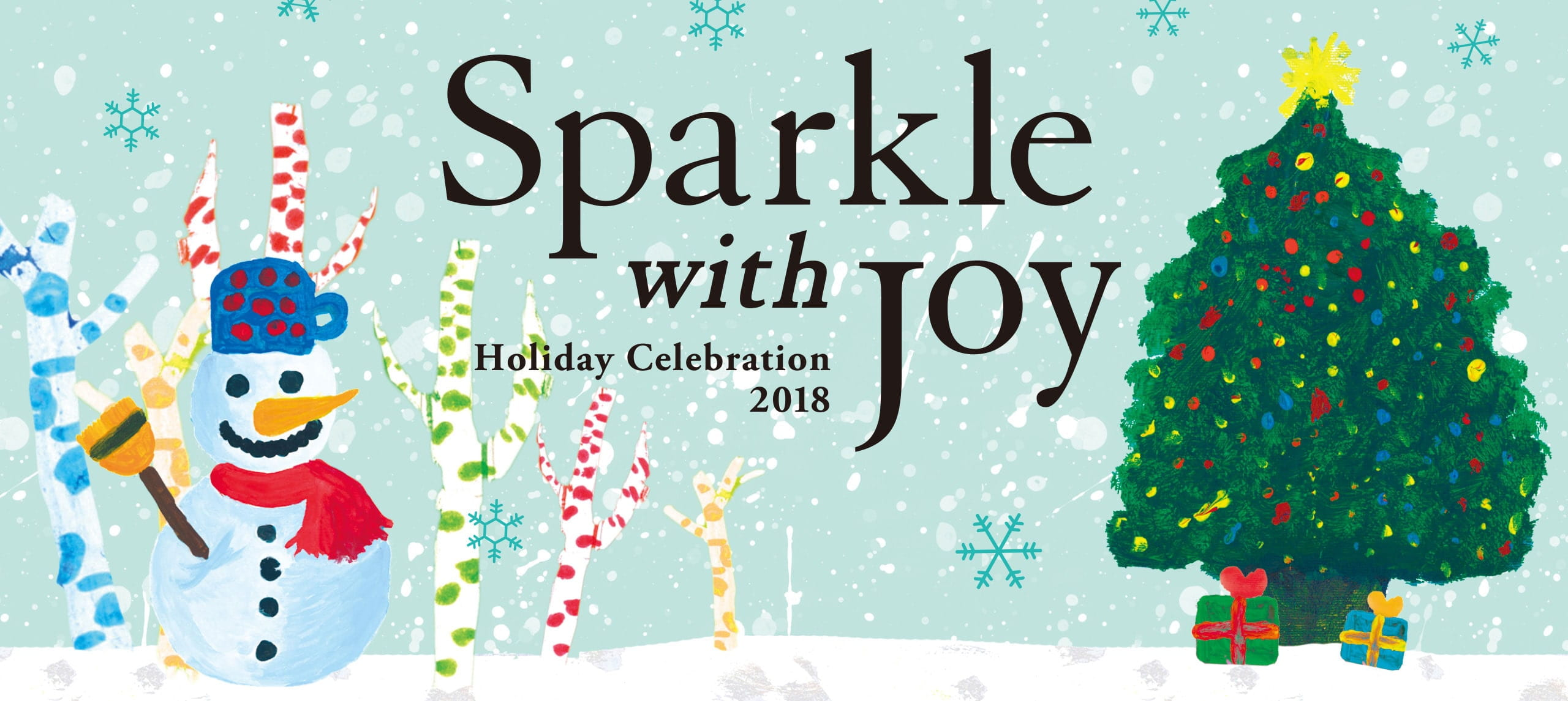 Sparkle with Joy