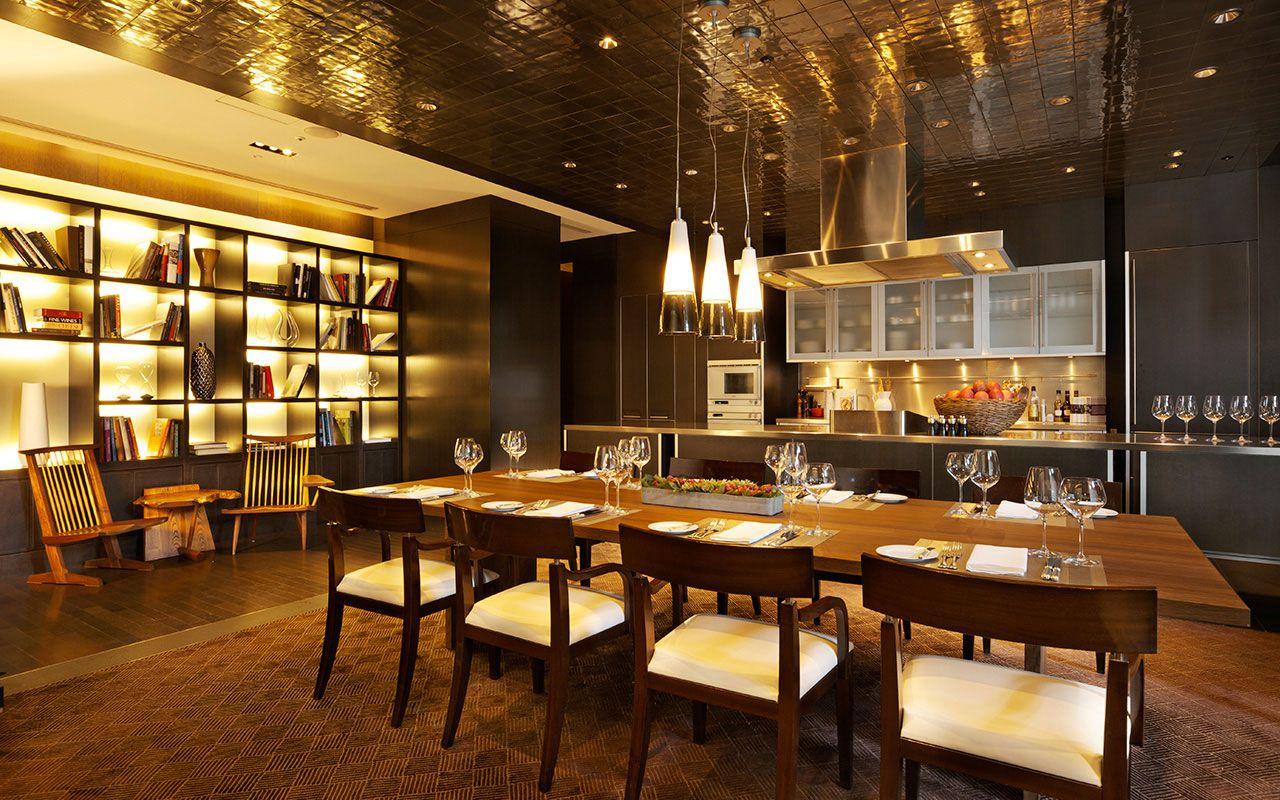 ビジネスにもプライベートにもお使いいただけるレストラン個室