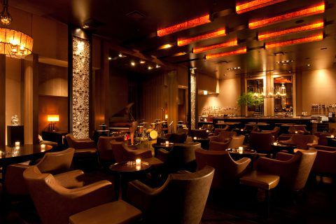 ジャズ生演奏、ライブミュージック バー「マデュロ」 | 六本木の高級ホテル・レストラン