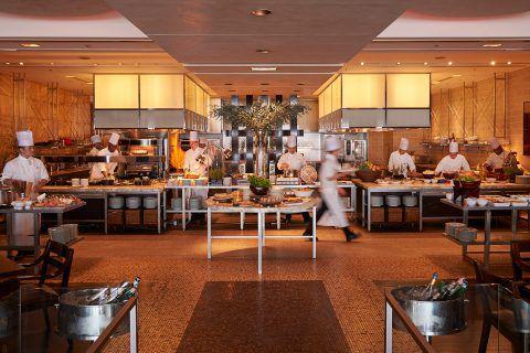 フランス料理 オールデイ ダイニング「フレンチ キッチン」 | 六本木の高級ホテル・レストラン