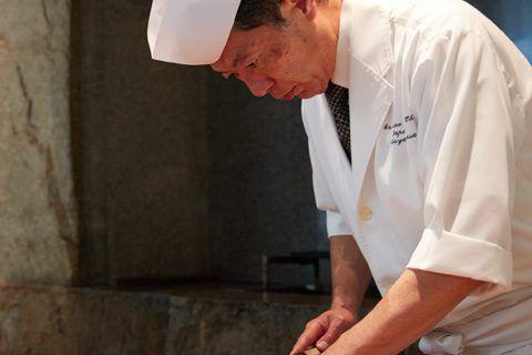 グランドハイアット東京 副総料理長 日本料理担当 根笹 卓也
