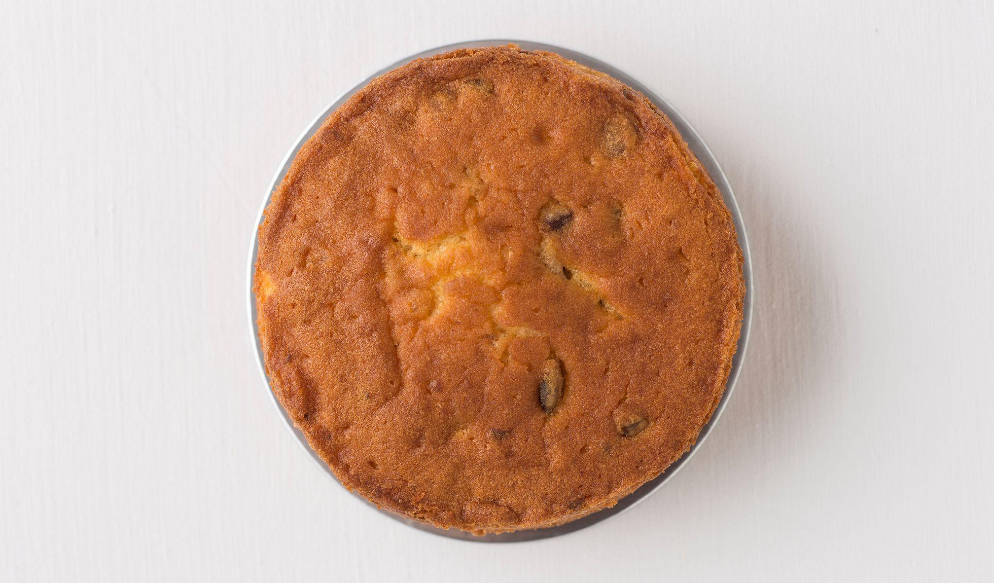 パウンドケーキ 丸型