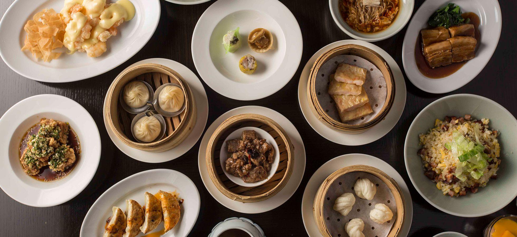 飲茶・中華、中国料理「チャイナルーム」