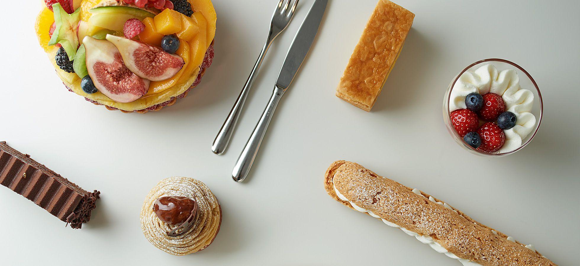 ケーキ・スイーツ、焼き立てパン「フィオレンティーナ ペストリーブティック」