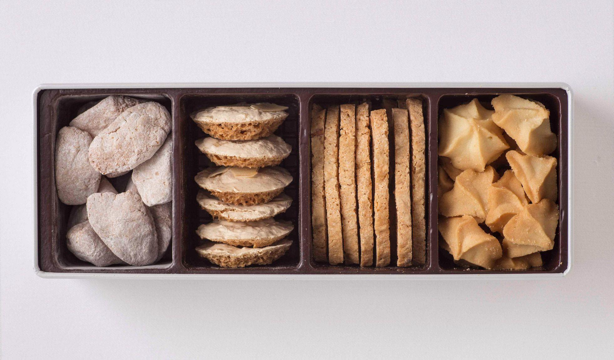 クッキーボックス イタリアン