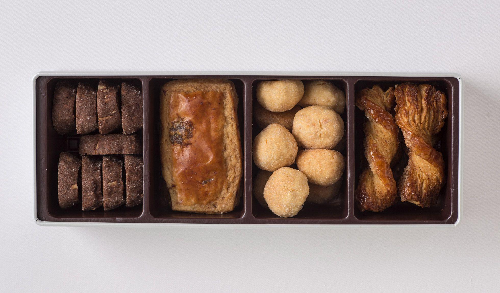 クッキーボックス フレンチ