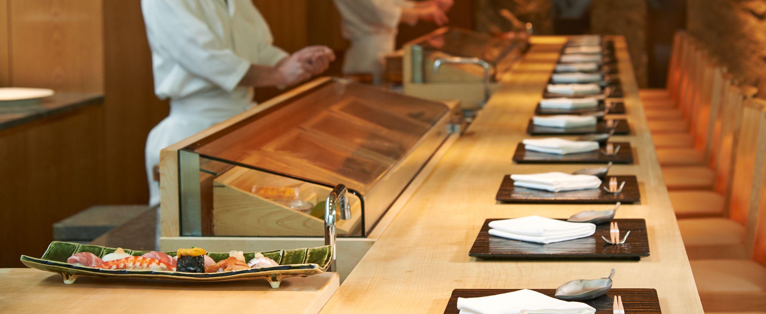 江戸前寿司「六緑」