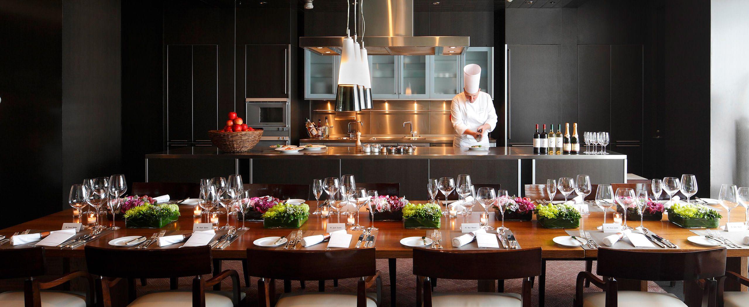 フランス料理 オールデイ ダイニング「フレンチ キッチン」|六本木 グランドハイアット東京