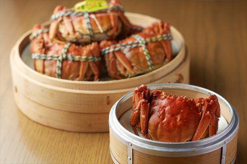 チャイナルーム 上海蟹 アイキャッチキャッチ