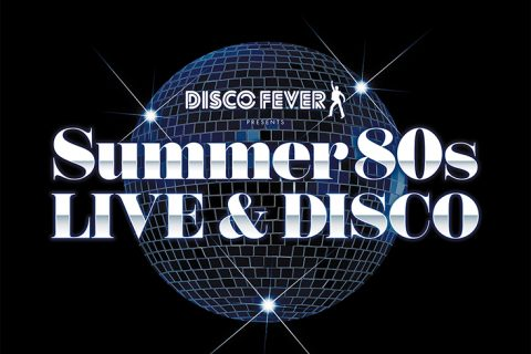 DISCO FEVER presents Summer 80's LIVE & DISCO アイキャッチ