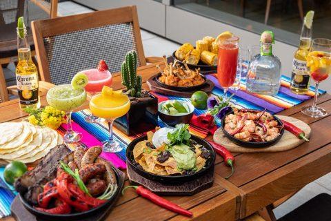 オーク ドア サマーバーベキュー ビアガーデン ~Fiesta Mexicana~ アイキャッチ2
