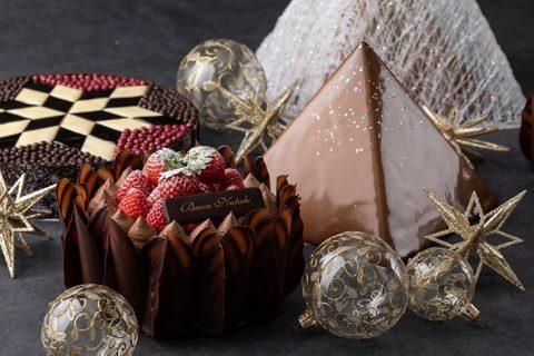 グランドハイアット東京フィオレンティーナ ペストリーブティック クリスマスケーキ 2019 アイキャッチ2