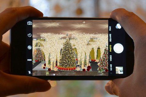 インスタグラム クリスマスチャリティー SNSキャンペーン2019 アイキャッチ